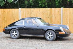 Porsche 911T 1969 Restoration Project