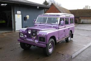 Land Rover Series 2 Longwheelbase Station Wagon