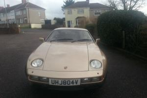 porsche 928s only 4 owners, same family, full afn history, lovely,