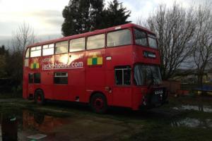 1981 Double Decker Bristol Classic Bus