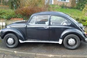 Classic VW Beetle 1302 Super Beetle 1600cc