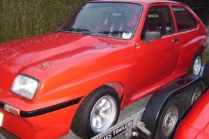 VAUXHALL CHEVETE HSR RACE RALLY REPLICA FITTED WITH MK2 ESCORT PINTO ENGINE
