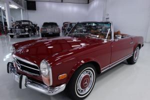 Mercedes-Benz : SL-Class SAME OWNER SINCE 1974! BEAUTIFULLY RESTORED!