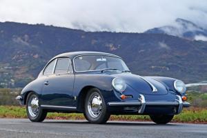 Porsche : 356 356C Sunroof Coupe