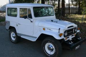 Toyota : Land Cruiser Removable Hard Top