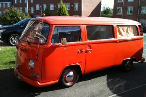 VW T2 1972 LOW LIGHT CAMPER