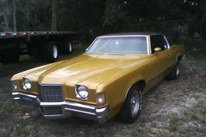 Pontiac : Grand Prix j code