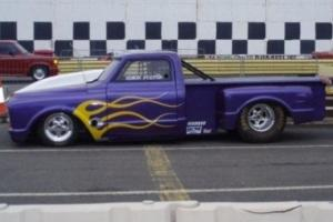 1968 Chevrolet C10 Drag Racing Pick Up
