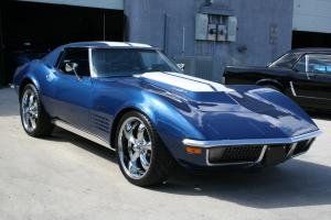 Chevrolet : Corvette Pro-Touring