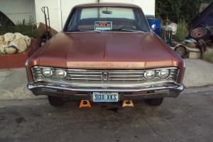 Chrysler : Newport chrome