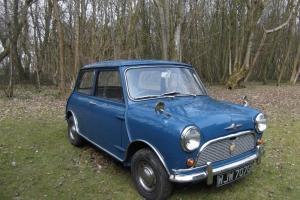 Morris Mini Mk1 1967