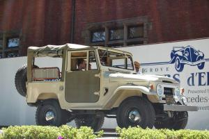 Toyota : Land Cruiser Soft Top