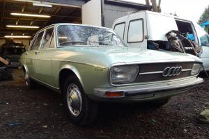 1973 Audi 100 classic retro vw