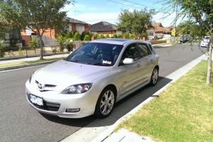 Mazda 3 SP23 2007 4D Sedan 6 SP23 Automatic 2 3L Multi Point F INJ 5 Seats in Wallan, VIC Photo