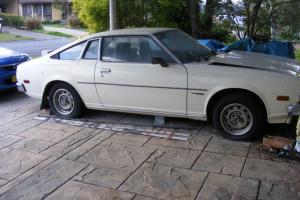Barn Find 1977 Mazda 121 With A Capri V6 Motor AND Auto BOX Photo