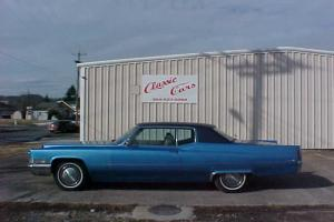 Cadillac : DeVille COUPE  DEVILLE