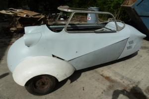 Messerschmitt KR200 Cabriolet Project 1961
