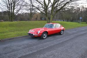 1973 Jaguar E Type Series 3 V12 2+2 Manual. One Previouse Owner