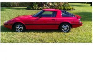 Mazda : RX-7 GSL
