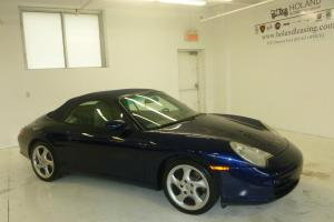 Porsche : 911 Carrera Cabriolet
