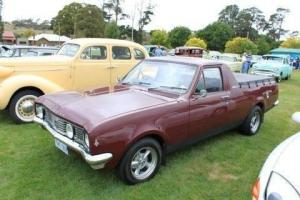Holden Belmont 1970 UTE 3 SP Manual 2 6L Carb in Gordon, ACT
