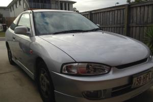 Mitsubishi Lancer MR 1999 2D Coupe 4 SP Automatic 1 8L Multi Point F INJ in Capalaba, QLD