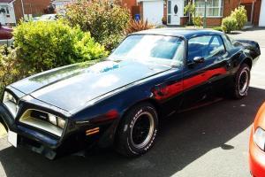 1977 6.6 Litre V8 Pontiac Trans Am Firebird