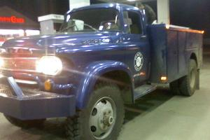 Dodge : Power Wagon 500 series