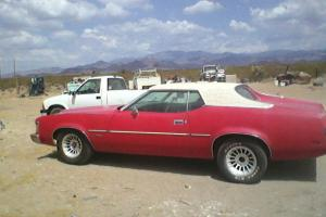 Mercury : Cougar 2 door