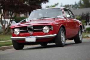 1969 Alfa Romeo Stepnose GT Junior, Beautifully Restored Car