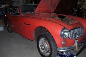 1960 Austin Healey 3000 MkI Photo