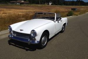 1965 Austin Healy Sprite Convertable