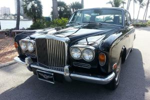 1970 T1 Bentley in excellent original condition. One of few T1's brought into US