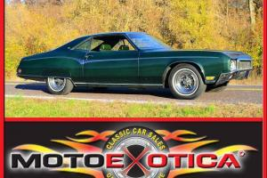 1970 BUICK RIVIERA-455 CI-POWER STEERING & BRAKES-A/C-POWER SEATS & WINDOWS-LQQK