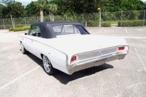 1963 Buick Skylark Base Convertible 2-Door 3.5L