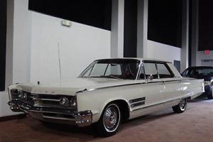 1966 Chrysler 300 4 Door Hardtop Classic Collectors Rare Excellent Mint Showroom