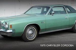 75 HT Original 2297 MILES 360 V8 Automatic Low Miles 2 dr Coupe 360 V8 Green