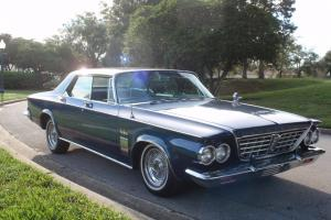 1963 Chrysler New Yorker Base 6.7L