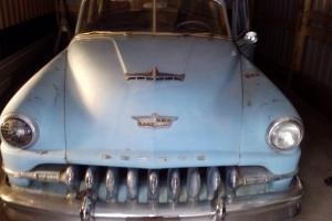 1952 Desoto Custom 4 door Gyromatic-Tip-Toe Shift MOPAR