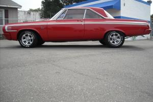 1964 Dodge Polara - Fully Restored - 440 - Automatic Push-Button New Tires