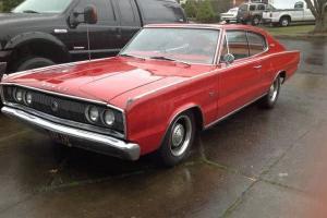 1967 Dodge Charger Base 383 Big Block 727 Automatic Original Paint