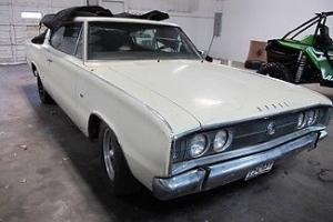 1966 Dodge Charger, Big Block Wedge, undergoing restoration, new interior
