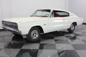 NICE 66 CHARGER, #'S MATCHING 383CI, A/C, ALL NEW INTERIOR, NEW BRAKES