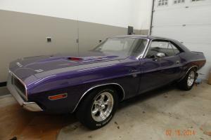 1970 Dodge Challenger RT U code Track pac 440 4spd