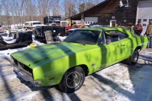 1969 Dodge Charger Base Hardtop 2-Door 7.2L