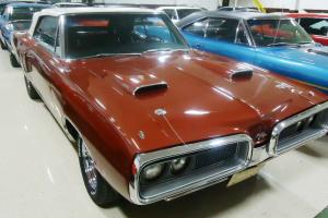 1970 Coronet 500 Convertible, 383 matching #'s, auto