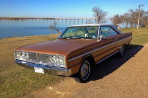 1966 Dodge Coronet 440 2dr HT 383 V8