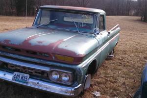 1966 GMC Custom Truck