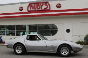 1973 Corvette Stingray 454 Coupe, Original Calif. Car, Numbers Matching