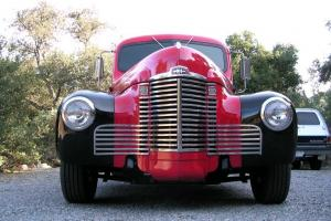 1948 International Harvester KB-2 pickup truck Street Rod